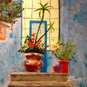 11-Bright Window