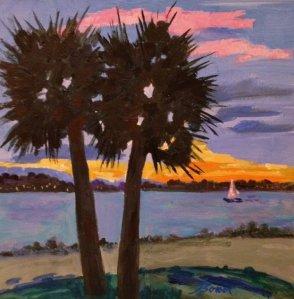 13-Sunset Sail