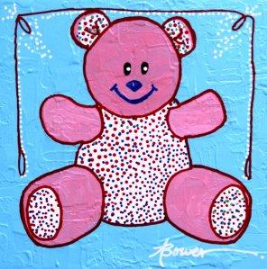 24-Polka Dot Bear
