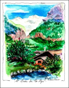 13-At Home In The Alps