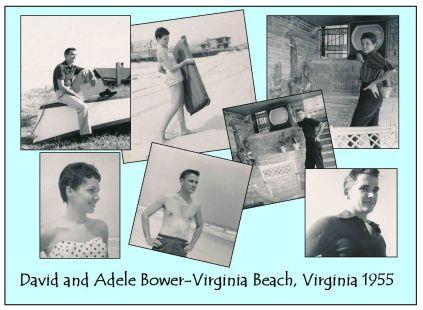 Sept 1955 Sir Walter Hotel VA Beach, VA