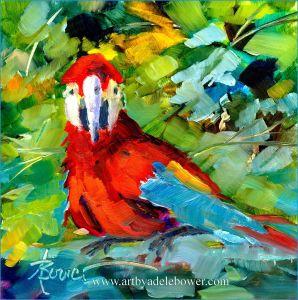 Papagalos with watermark