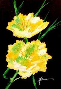 8-Evening Primrose