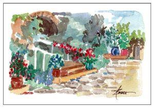 24-Courtyard in Mistra